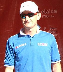 Dmitri Konyshev al Tour Down Under 2009