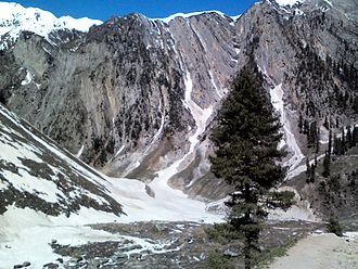 Sind Valley - Sind Valley at Domail Baltal