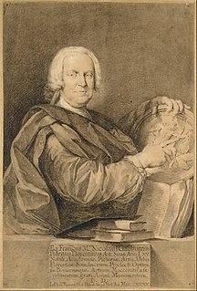 Francesco Maria Niccolò Gabburri Florentine diplomat, painter, art historian and collector