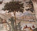Domenico ghirlandaio e bottega, storie di san fracesco della cappella sassetti, 1482-85 ca. 03.jpg