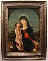 Domenico morone, madonna col bambino, 1484.JPG