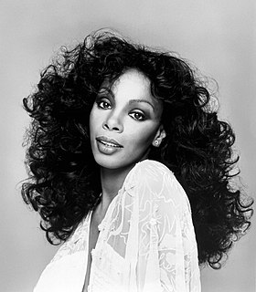 Donna Summer American singer and songwriter