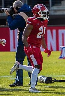 Doran Grant American football cornerback