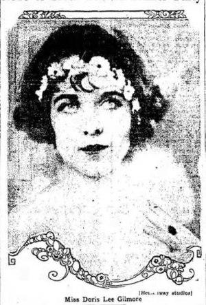 Betty Gilmore - Doris Lee Gilmore