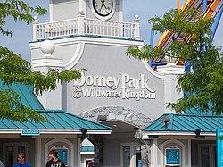 Dorney Park & Wildwater Kingdom - Wikipedia on