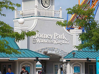 Dorney Park & Wildwater Kingdom amusement park in Pennsylvania