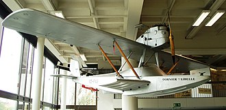Dornier Libelle - The Dornier Libelle II in the Deutsches Museum München