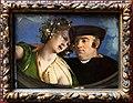 Dosso dossi, uomo che abbraccia una donna, 1524 ca.jpg