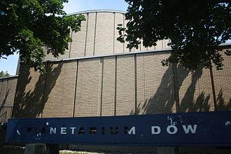 Montreal Planetarium - Image: Dow Planetarium 2012 01