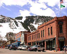 Roaring Fork Valley Wikipedia - Where is aspen