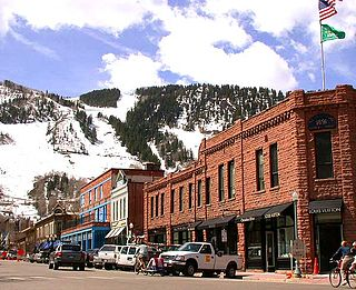Aspen, Colorado Town in Colorado, United States