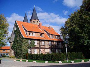 Drübeck Abbey - House of Silence