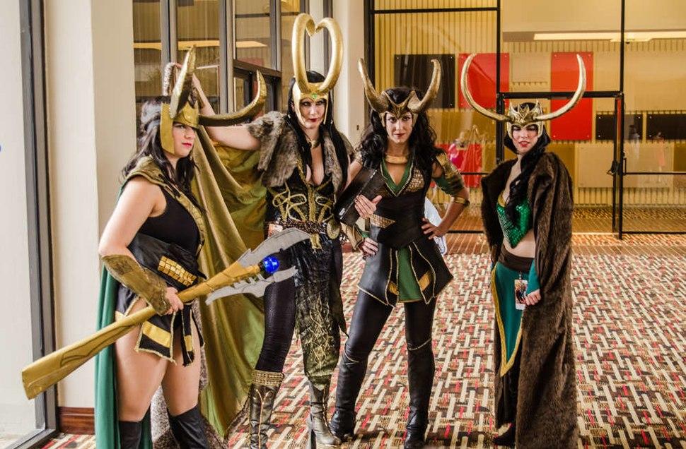 DragonCon 2012 - Marvel and Avengers photoshoot (8082145363)