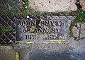 Drain cover, Bangor - geograph.org.uk - 2306703.jpg