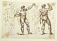 Drawing, Studies of Male Nudes (CH 18123717).jpg