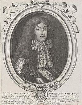 Drawn portrait of Louis Armand de Bourbon, Prince of Conti by an unknown artist.jpg