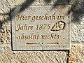 Dresden commemorative plaque nothing happened.jpg