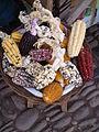 Dried Corn. Pisac, Peru. Tonje Gram.JPG