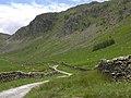 Drove road heading up Long Sleddale - geograph.org.uk - 1382225.jpg