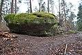 Druidenstein (Mäbenberger Wald), Nordansicht.jpg