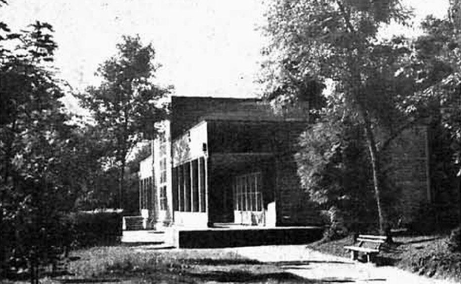 Druskieniki Pijalnia wod 1931