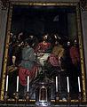 Duomo di colle, int., cappella del transetto sx, ottavio vannini, ultima cena (1636).JPG