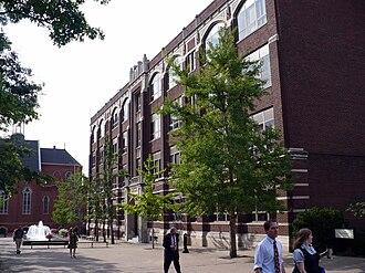 Duquesne University School of Education - Duquesne's Canevin Hall, home to the School of Education.