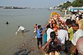 Durga Idol Immersion - Baja Kadamtala Ghat - Kolkata 2012-10-24 1498.JPG