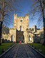 Durham Castle Gatehouse.jpg