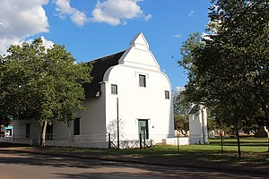 Lydenburg - Dutch Reformed Church, Lydenburg