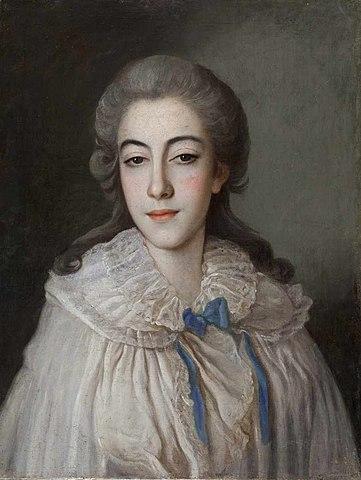 Свадебный портрет жены полководца