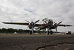 EGLF - North American B-25J Mitchell - N6123C (43611387171).jpg