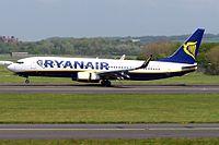 EI-EBP - B738 - Ryanair