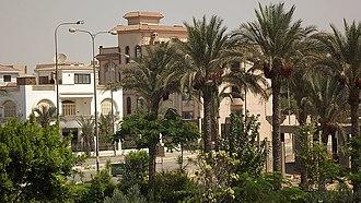 Obour (city) - Image: EL Obour city egypt 7