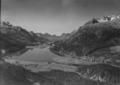 ETH-BIB-Silvaplanersee Oberengadin, Blick nach Südwesten, Val Bregaglia-LBS H1-018010.tif