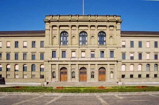 ETH Zurich from Polyterrace
