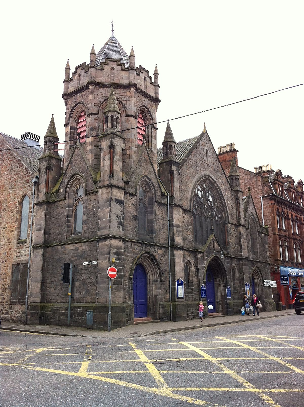 East Church, Inverness - Wikipedia
