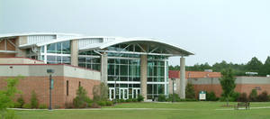 East Georgia State College - Physical Education Center.