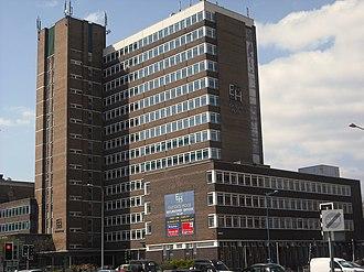 Eastgate House, Cardiff - Eastgate House, Cardiff