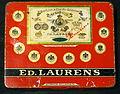 Ed Laurens Le Khedive cigarettes tin front.JPG