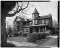 Edgar House, Route 63 Vicinity, Ronceverte, Greenbrier County, WV HABS WVA,13-RONC,2-1.tif