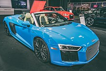 Audi R Wikipedia - Audi r8 pictures