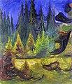 Edvard Munch - Dark Spruce Forest (3).jpg