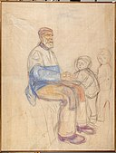 Edvard Munch - History, Study for the Old Man and Two Boys - MM.M.00790 - Munch Museum.jpg