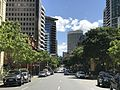 Edward Street, Brisbane from the intersection with Alice Street.jpg