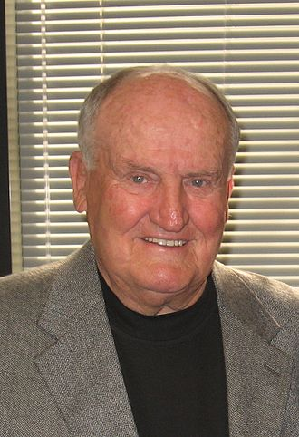 LaVell Edwards - Edwards in 2010
