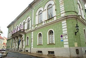 Estonian Knighthood House - The Estonian Knighthood House