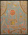 Efflorescence, Paul Klee, 1937, oil and pencil on cardboard - Phillips Collection - DSC04911.JPG