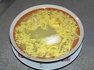 Tong sui - Egg tong sui