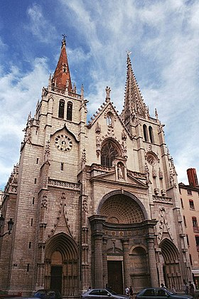 Image illustrative de l'article Église Saint-Nizier (Lyon)